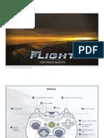 MS Flight Basic Controls ES