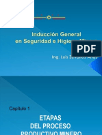 Induccion General de Seguridad