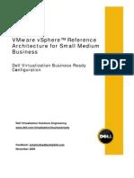 VMware vSphere Reference Architecture SMB