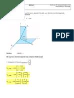 Mathcad - Development Tutorial #1 Solutions
