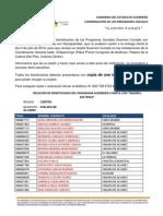 """RELACIÓN DE BENEFICIADOS DEL PROGRAMA GUERRERO CUMPLE CON """"MADRES SOLTERAS"""" MUNICIPIO DE CHILAPA DE ALVAREZ"""
