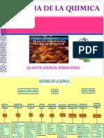 Historia de La Quimica Def