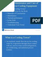 Marley Cooling Tower Fundamentals Pdf