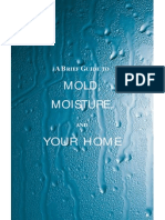 mold moisture and your home