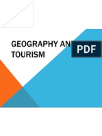 Geography and Tourism