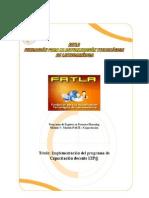 Inovacion Tecnopedagogica Propuesta Equipo F.