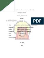 Regulacion de Voltje y Eficiencia en El Transformador Monofasico