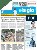 Edicion La Victoria Sabado 21072012