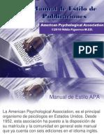 Presentacion Estilo APA 6ta Edicion Presentacion Final01