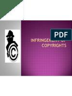 Infringement of Copyrights