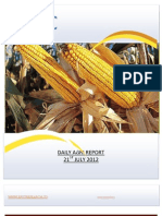 DAILY AGRI REPORT BY EPIC RESEARCH - 21 JULY 2012
