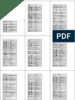 JLPT Level 2 Vocabulary List