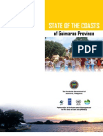 State of the Coasts of Guimaras Province