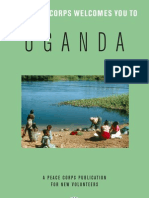 Peace Corps Uganda Welcome Book  |  May 2011