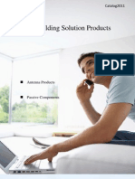 In-Building Solution ProductsV1.0