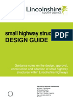 Small Highway Structures Design Guide