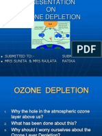 OzoneLayer Depletion Bajaj