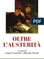 Oltre l'austerita
