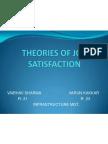 Theories of Job Satisfaction