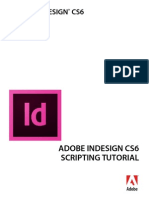 InDesign ScriptingTutorial