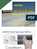 A Presentation About Pavement Design