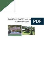 Bokashi Piggery