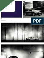 Peugeot Rcz Brochure Range 1
