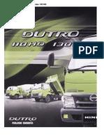 Download Brosur New Dutro 110 HD - 130 HD