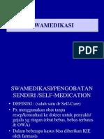 Swamedikasi Slide Swamedikasi