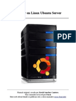 Linux Ubuntu Server by for At