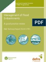 Flood Embankment