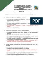 2012 - Verano Quimica 0B Ingenierias 1ra Evaluacion v1