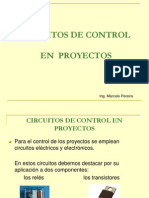 Circuitos de Control en Proyectos