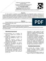 Práctica 1 informe LabOrg1