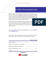 Huawei Rich Communications Suite WP Aug2010