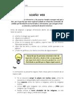 Tips para diseñar un Sitio WEB
