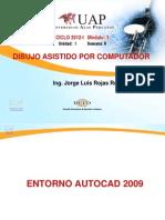 s1-Interfaz Del Autocad 2d