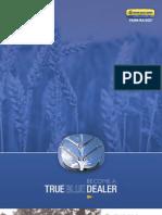 New Holland Tractor Brochure