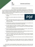 ADCEFET Criticas Proposta Gov- 13 Jul