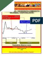 Libro No. 329.  Teoría del Desenvolvimiento Global Capitalista. Sierra Lara, Yoandris. Colección Emancipación Obrera. Julio 21 de 2012