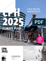 Copenhagen Climate Plan 2025