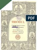 Triodul (1946)