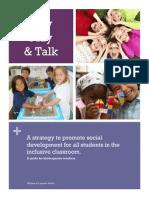 stay play talk brochure