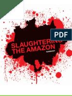 Meat Destroys Rainforests