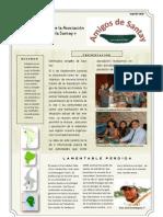 Boletin de Noticias Asociacion Amigos de Santay_No1-Ginebra, Sept-Oct2010_vf