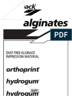 3 Xtra Alginate Brochure Zhermack