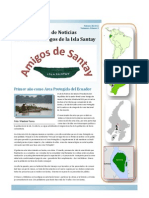 Boletin de Noticias Asociacion Amigos de Santay_No2 - Ginebra, Oct10-Feb11