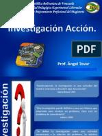 Investigación Acción 2012 CAMAGUAN Angel Tovar...