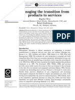 A-ROliva-Kallenberg-Managing the Transition From Products to Services