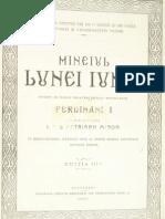 Mineiul pe Iunie (1927)